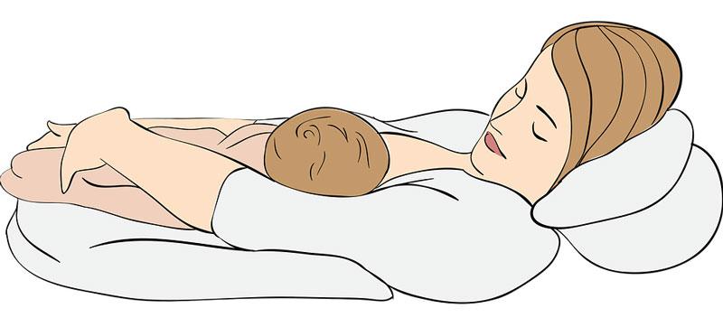 ธาตุเหล็กในนมแม่