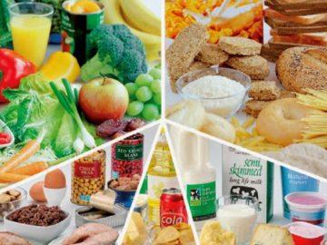 อาหารหลัก 5 หมู่ ปัจจัยเสริมสร้างสุขภาพที่ดีอย่างยาวนาน ตามหลักโภชนาการไทย